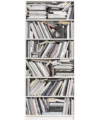 FOTOTAPETE BOOKCASE