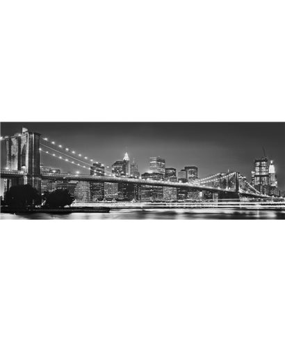 PHOTOMURAL BROOKLYN BRIDGE
