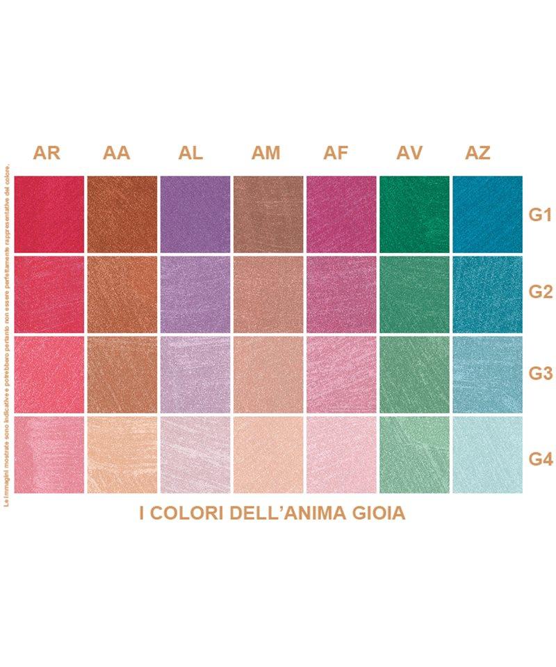 Colore Gioia Giorgio Graesan Decorativo Perlescente In 141 Tonalità