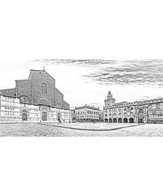 Dreamy One Basilica Bianco Nero