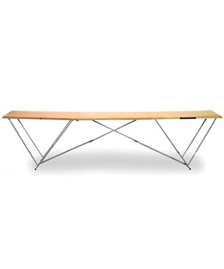 FOLDING TABLE FOR WALL PAPER