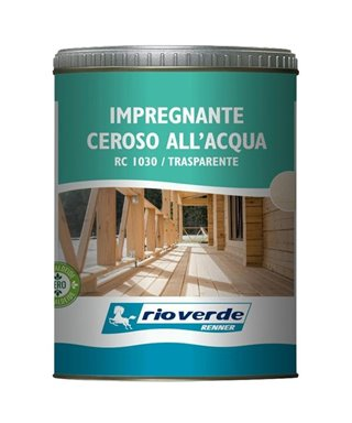 IMPREGNANTE CEROSO ACQUA RENNER RC1030 TRASPARENTE