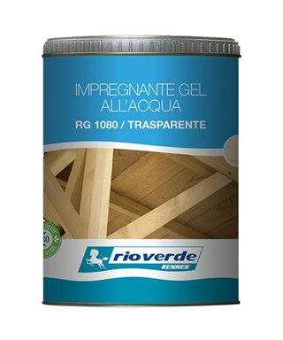 IMPREGNATING THE GEL RENNER RG1080 TRANSPARENT