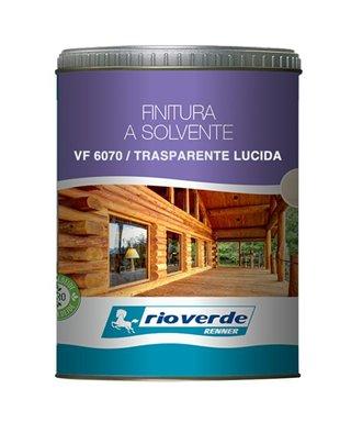 FINITURA A SOLVENTE RENNER VF6070 TRASPARENTE LUCIDA