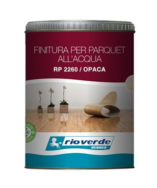 FINISH FOR PARQUET RENNER RP2260 TRANSPARENT MATT