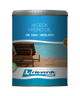 OIL FOR DECKING RENNER RK1000 HONEY