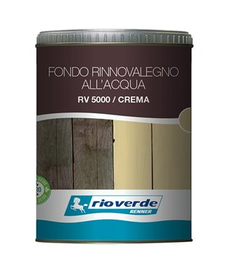 FONDO RINNOVALEGNO RV5000 CREMA