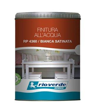 FINITURA BIANCA RENNER RP4360