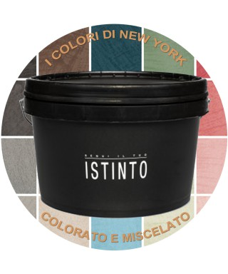 ISTINTO I COLORI DI NEW YORK