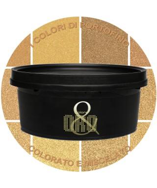 RICH GOLD COLORS OF PORTOFINO