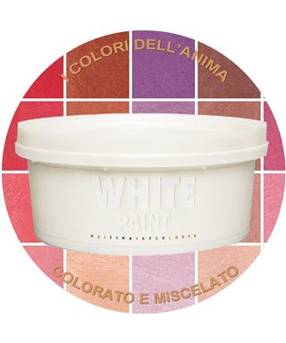 WHITE PAINT I COLORI DELL'ANIMA