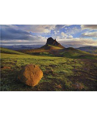 POSTER FOTOMURALE ICELAND