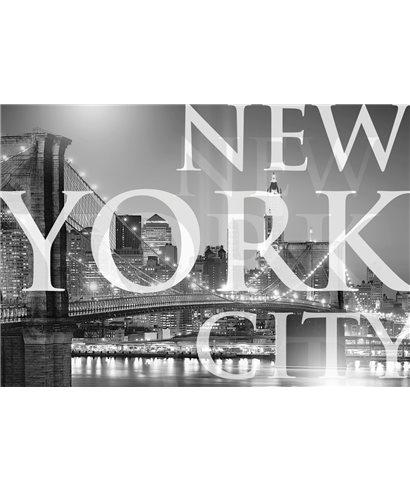 POSTER FOTOMURALE NEW YORK CITY