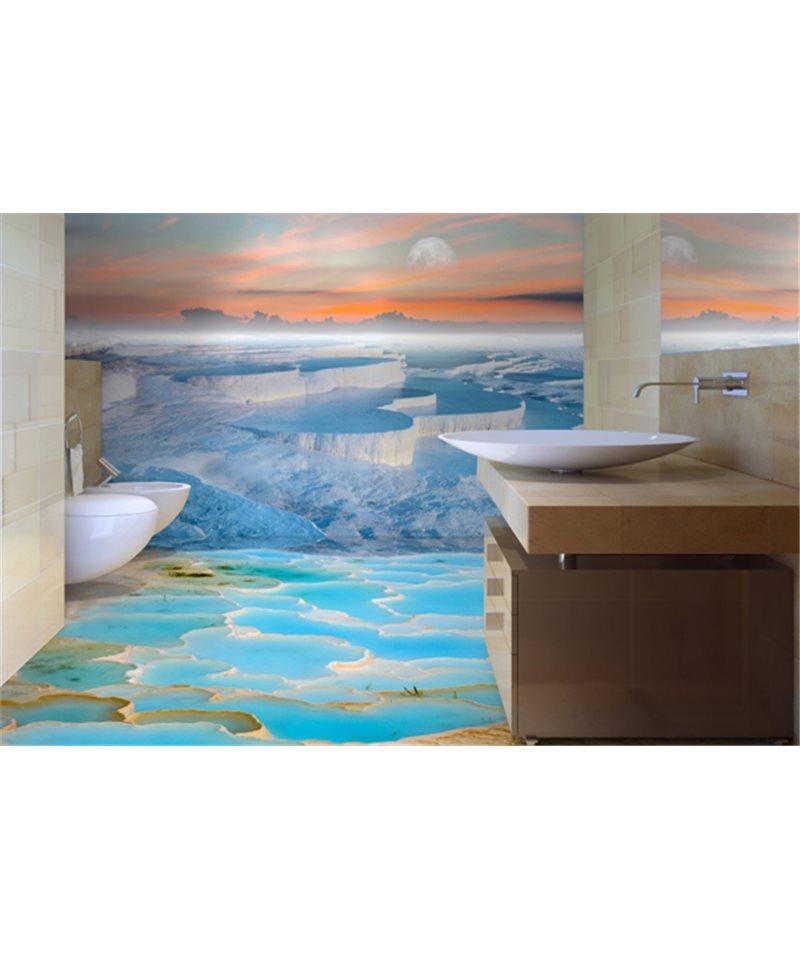 Salle de bains 3d 04 partir de la collection affreschi for Salle de bain 3d en ligne