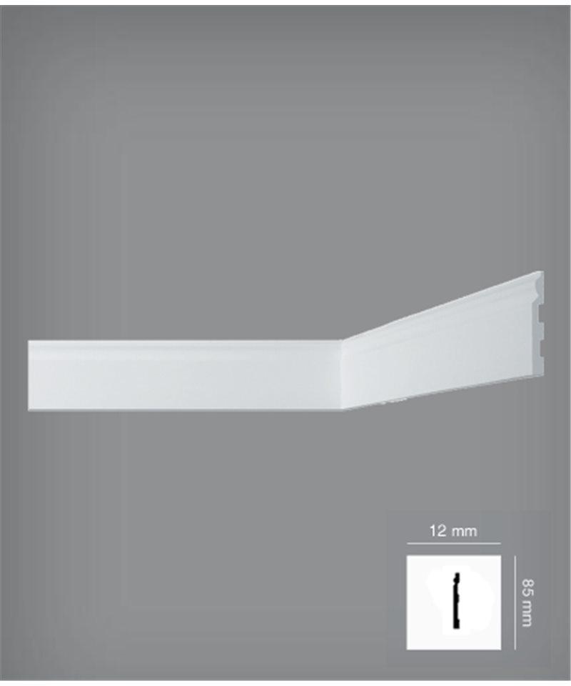 les plinthes dans une haute densit de polym res extrud s bovelacci nf85. Black Bedroom Furniture Sets. Home Design Ideas