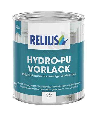 RELIUS HYDRO-PU-VORLACK