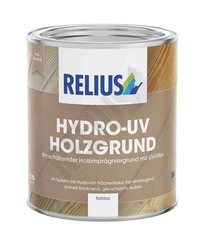 RELIUS HYDRO-UV HOLZGRUND