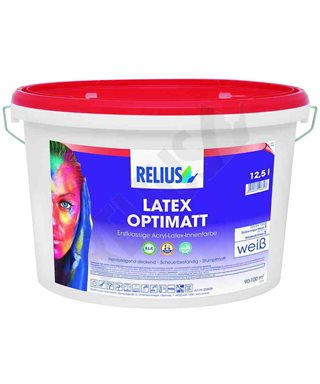 RELIUS DE LÁTEX OPTIMATT