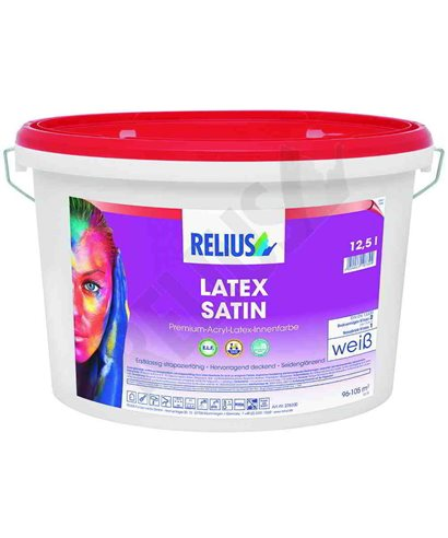 RELIUS DE LÁTEX SATINADO
