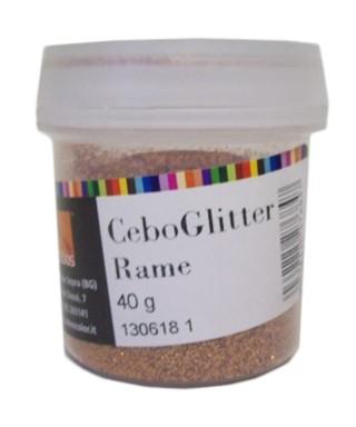 CEBOGLITTER RAME 40gr.
