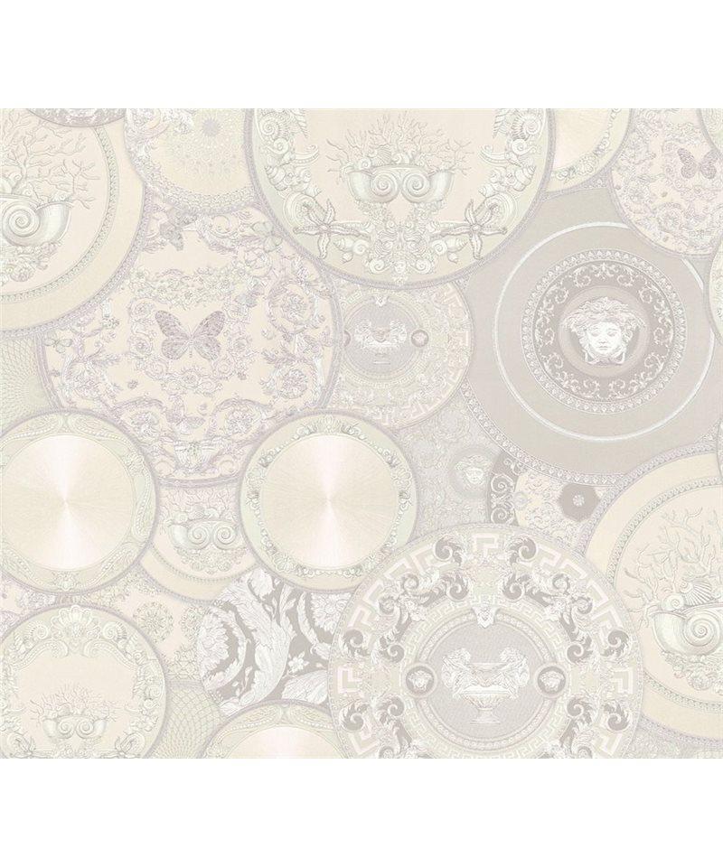 versace 3 34901 4 papier peint vinyle sur la tnt. Black Bedroom Furniture Sets. Home Design Ideas