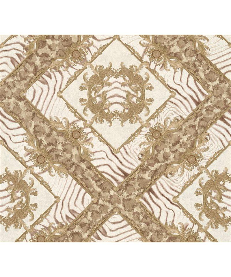 Versace 3 34904-1 Carta da Parati in Vinilico su TNT