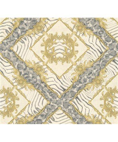 versace 3 34904 2 papier peint vinyle sur la tnt. Black Bedroom Furniture Sets. Home Design Ideas