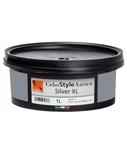 CEBOS CEBOSTYLE ANTICO SILVER XL 1lt.