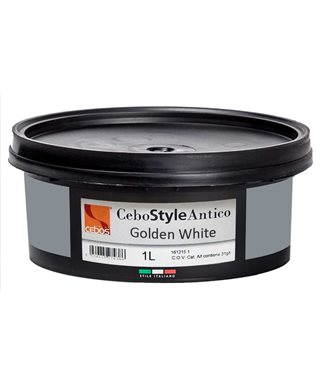CEBOS CEBOSTYLE ANTICO GOLDEN WHITE 1lt.