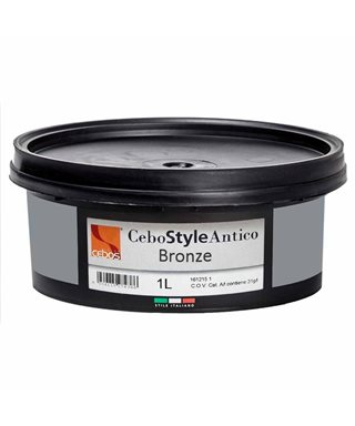 CEBOS CEBOSTYLE BRONZE ANTIQUE 1lt.