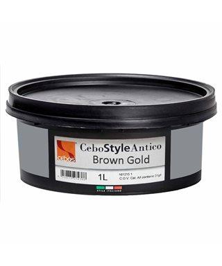 CEBOS CEBOSTYLE ALTEN BROWN GOLD 1lt.
