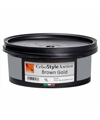 CEBOS CEBOSTYLE ANTIQUE BROWN GOLD 1lt.