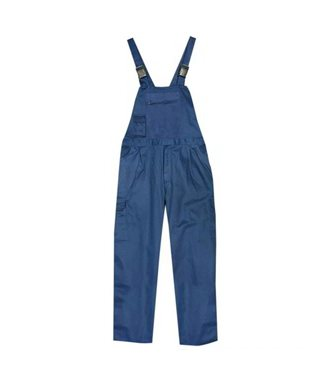 TRACKSUIT SHORTS IN BLUE COTTON