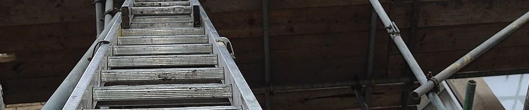 Les escaliers et les Échelles