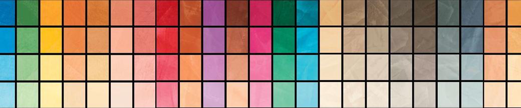 Colorazione Decorativi su Richiesta