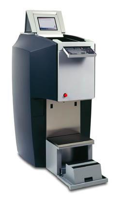 Il nostro Tintometro automatico Fast&Fluid a 24 canestri