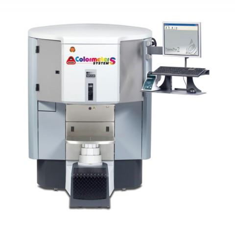Il nostro Tintometro automatico HARBIL a 24 canestri