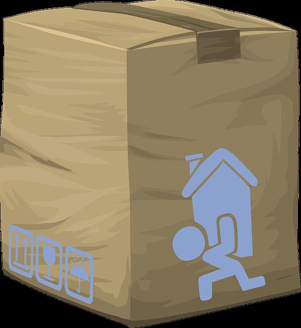 Cura dell'imballaggio Spedizioni EdilParatiAcilia